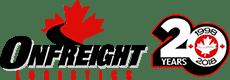 Onfreight Logistics Logo